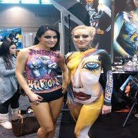 Mehron Face and Body Paint