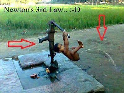 முகநூலில் ரசித்தவை -அனுராகவன் - Page 2 Newton'+third+Law