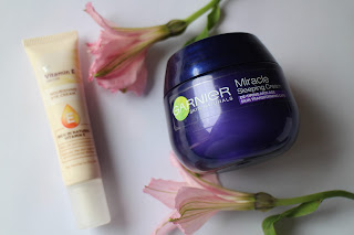 skincare routine, skincare favourites, best skincare products, hot cloth polish, NSPA, Garnier night cream review, micellar water, boots micellar water,