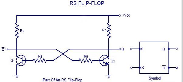 Schema electronique gratuit montage cours lectronique for Bascule transistor