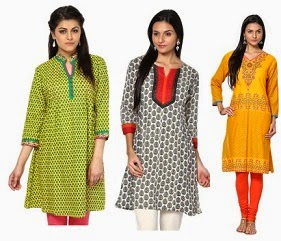 Extra 50% Off on Women's Anarkali & Kurta just for Rs.299 Only @ Flipkart with Free Home Delivery (Limited Period Offer)