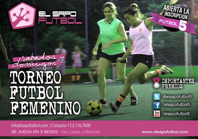 El Sapo Fútbol Femenino