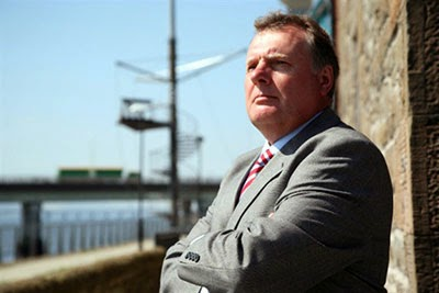 Mike Galloway OBE - on the the waterfront