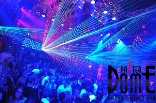 Discoteca Praterdome Viena