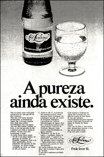 Reclame 1976.  década de 70. os anos 70; propaganda na década de 70; Brazil in the 70s, história anos 70; Oswaldo Hernandez;