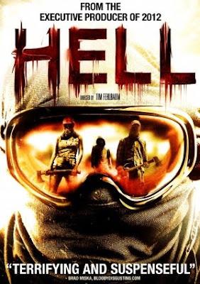 Filme Poster Hell DVDRip XviD & RMVB Legendado