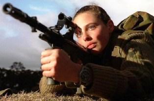 tentara wanita australia