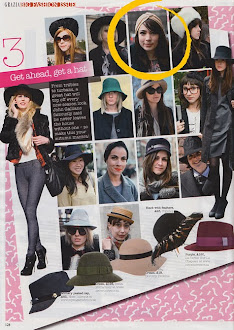 Featured in Grazia