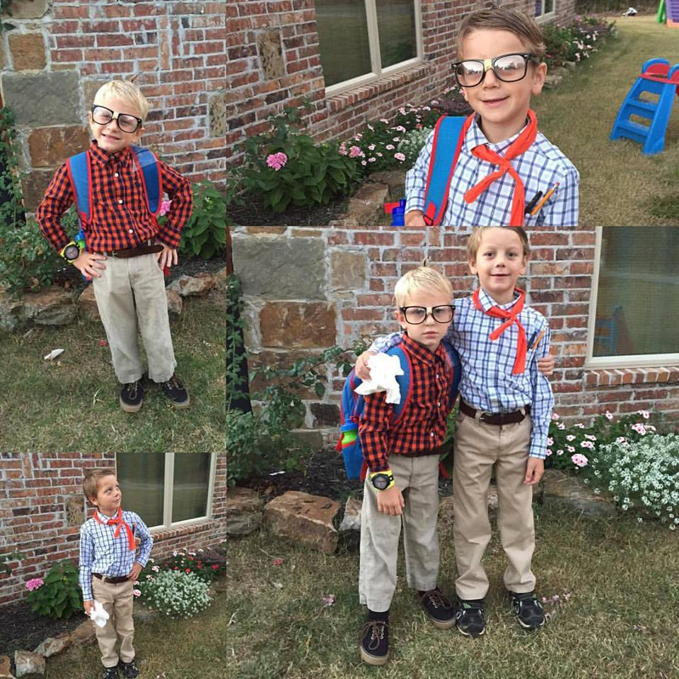 Spirit weeks, Nerd and Highlighters on Pinterest