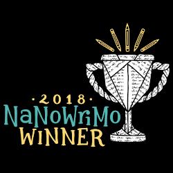 Chynna Won NaNoWriMo 2018