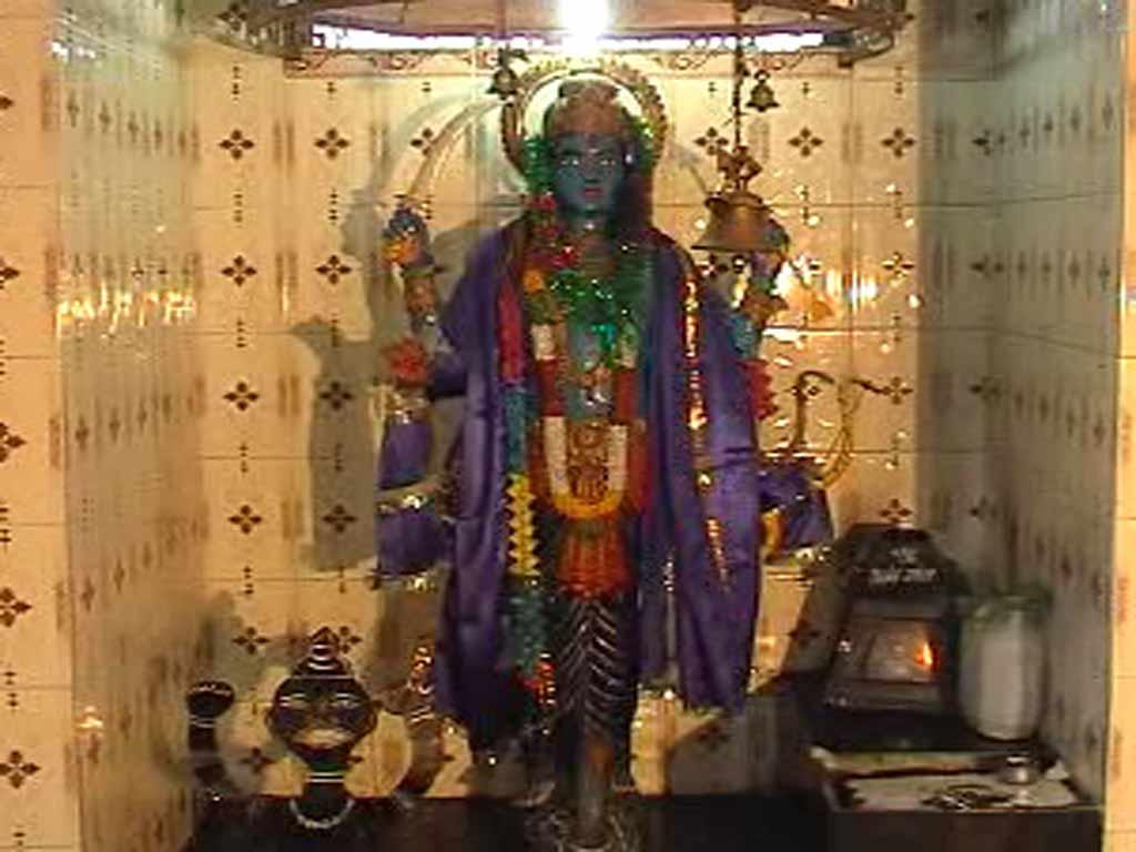 Shri Radhe Radhe Wallpaper Shani Dev