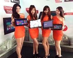 Lenovo Launch 2012