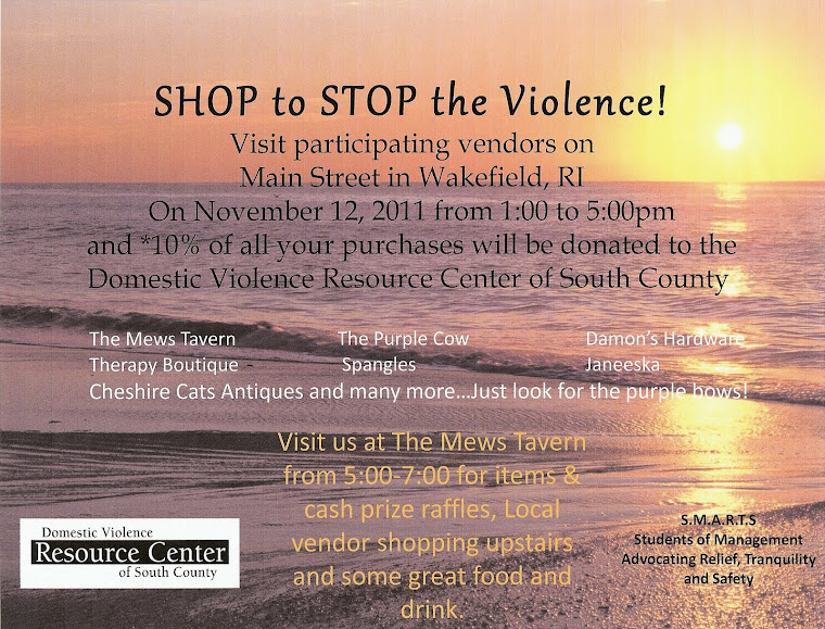 Shop To Stop the Violence