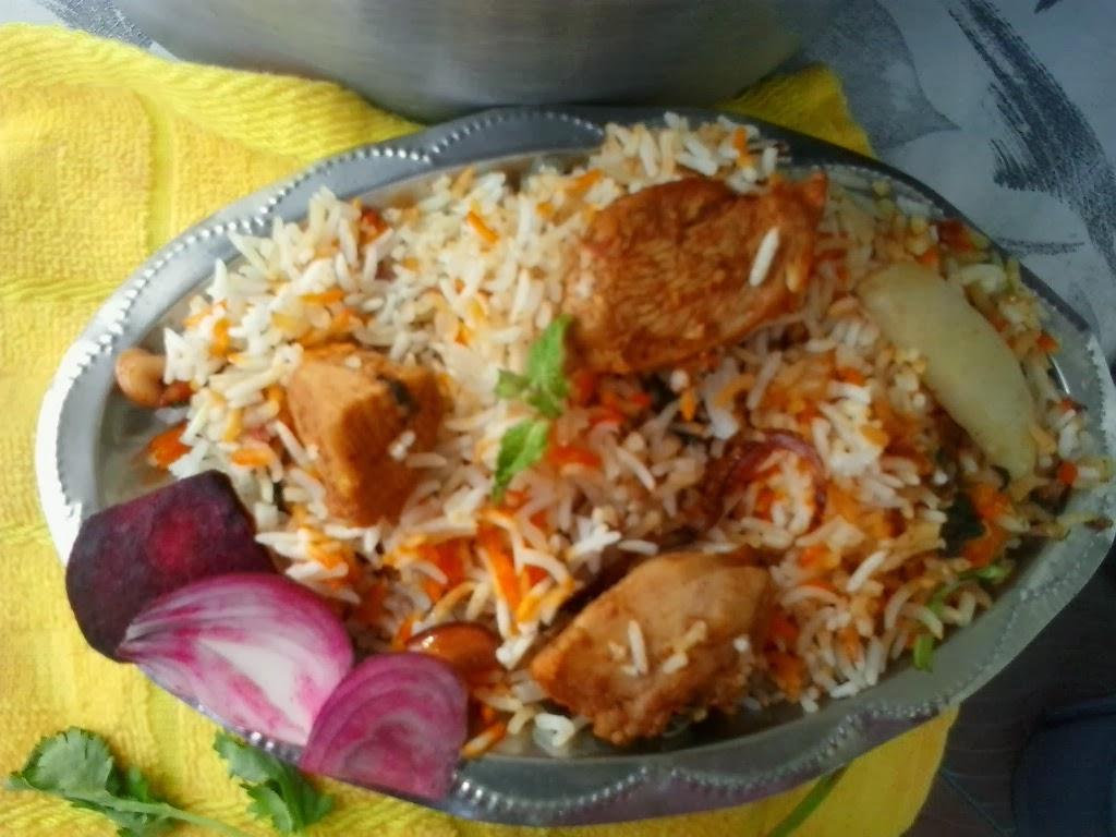 Chicken biryani muslim style - photo#7