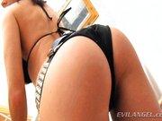 Bela bunda no sexo anal
