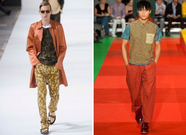 Spring-Summer 2013 Men's Fashion Trends