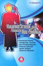 manajemen strategik dalam peningkatan mutu pendidikan buku kuliah diskon rumah buku iqro