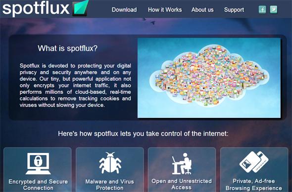 Spotflux 2014