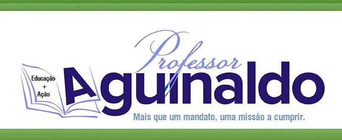 Blog do Professor Aguinaldo