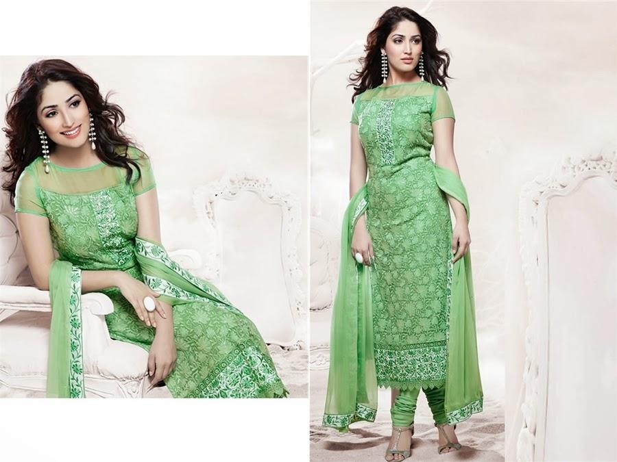latest fashion of pakistani clothes 2014 luxury