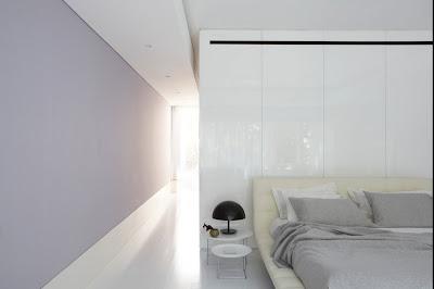 Ruang Tidur Warna Putih 3
