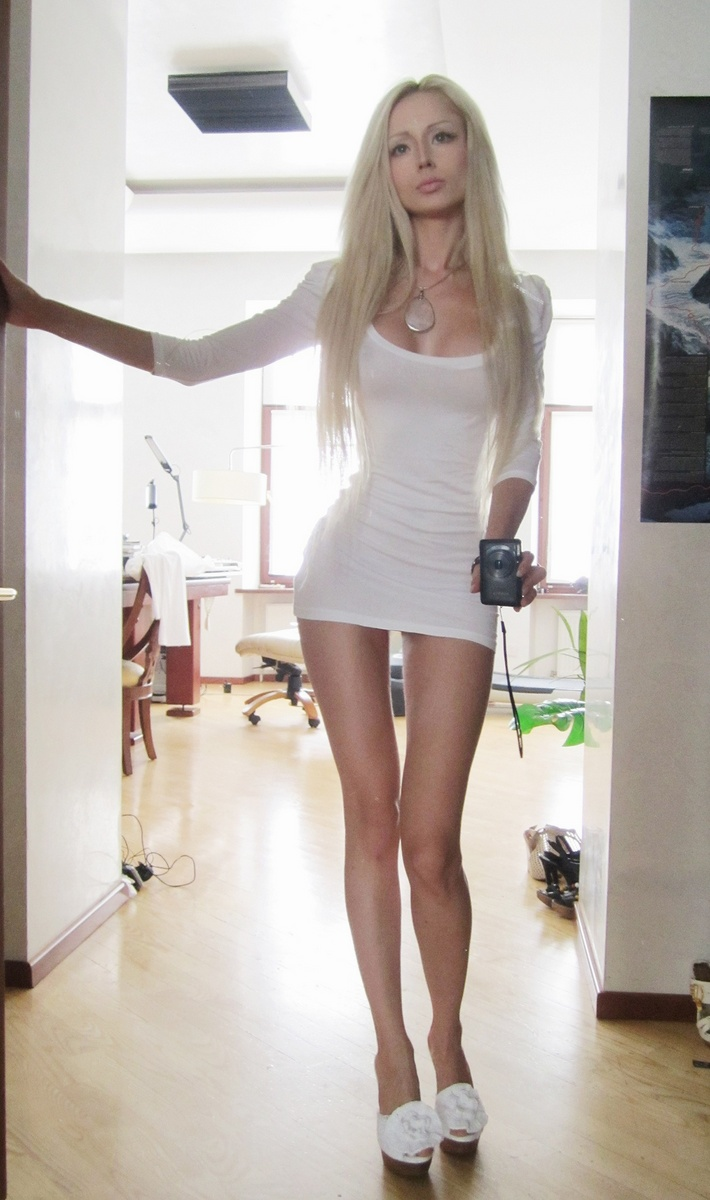 Living Barbie: Valeria Lukyanova_21