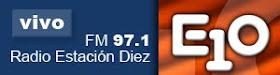 Escuchá toda la programación de Estación 10