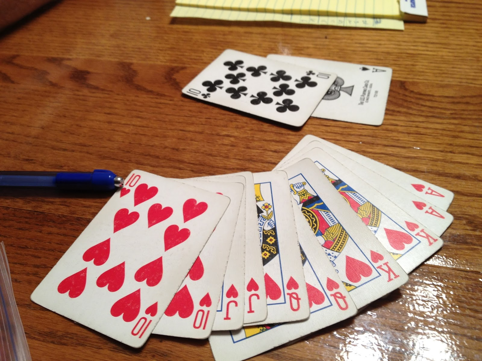 What Is the Best Pinochle Hand