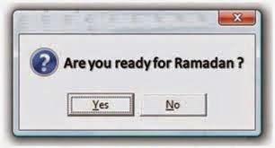 mmm menghadapi bulan ramadhan