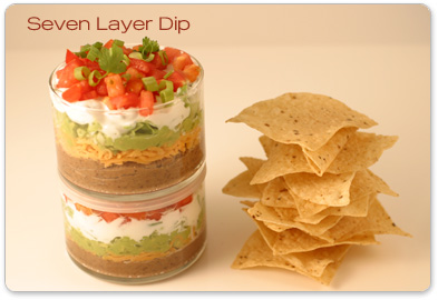 Be Different...Act Normal: Seven Layer Dips