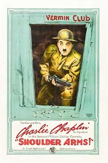Assistir Carlitos Nas Trincheiras - 1918