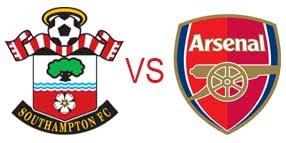 Prediksi Skor Southampton vs Arsenal 02 Januari 2013