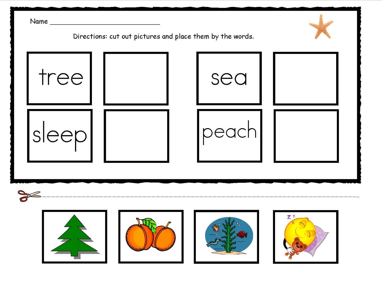 worksheet Ee Ea Worksheets teachers r us ee ea literacy activities if you are interested in this activity please go visit my tpt store at httpwww teacherspayteachers comproductee activites