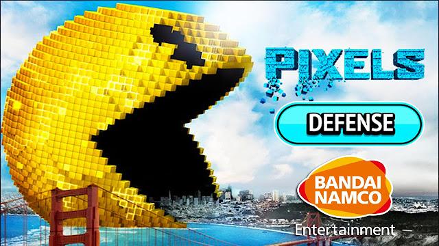 PIXELS Defense v2.0.6 Apk + Datos SD Mod [Compras Gratis]