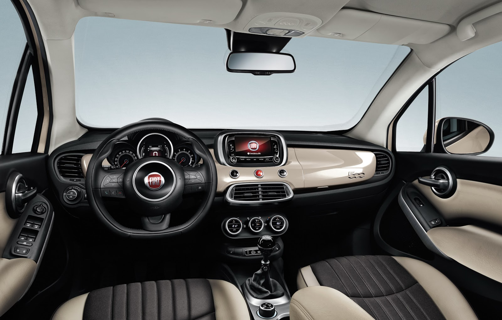 fiat 39 s 500x small crossover revealed will be sold in u s