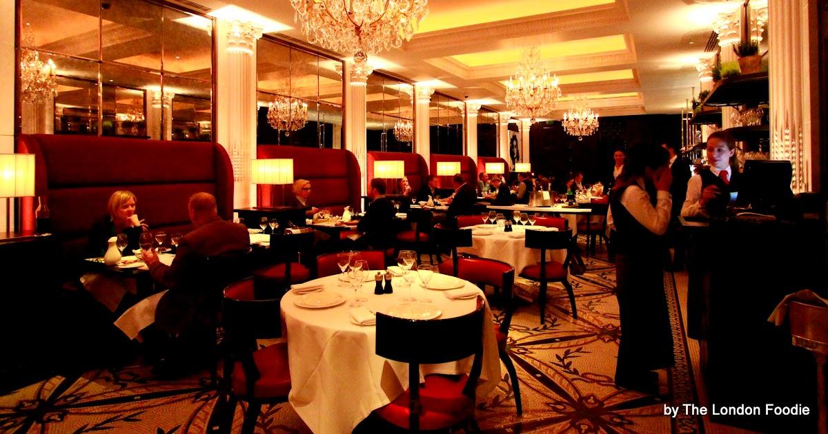 London Restaurant Review - Brasserie Chavot