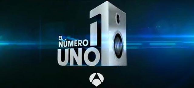 Logo El Número Uno