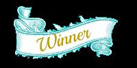 winner badge