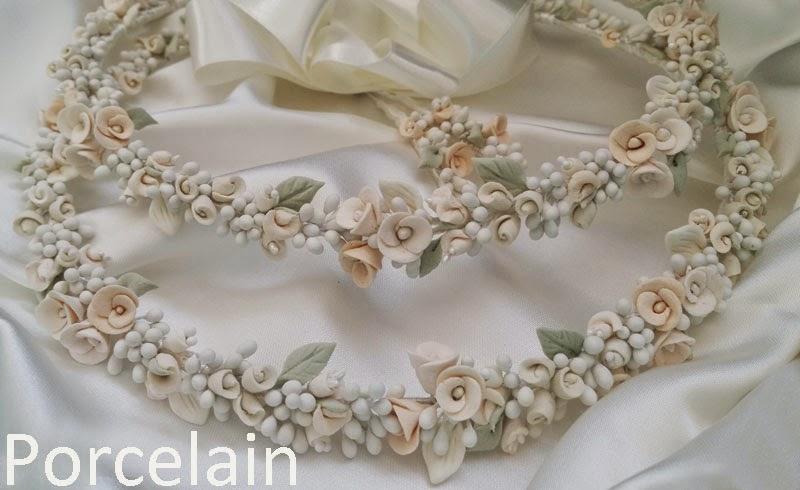 Greek Wedding Stefana Crowns