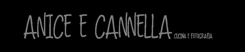 Anice e Cannella