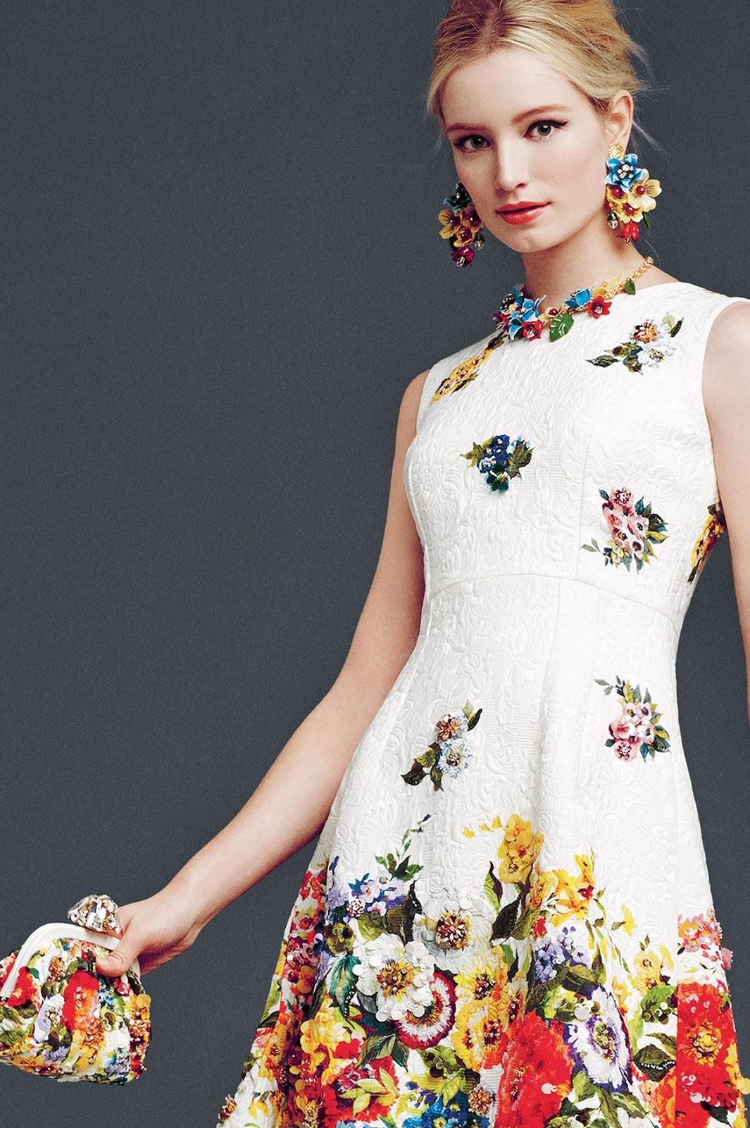 Вышивка для платья 59