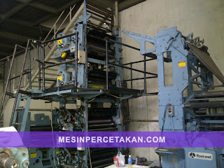 Goss Community SSC | Web Offset Printing Machine