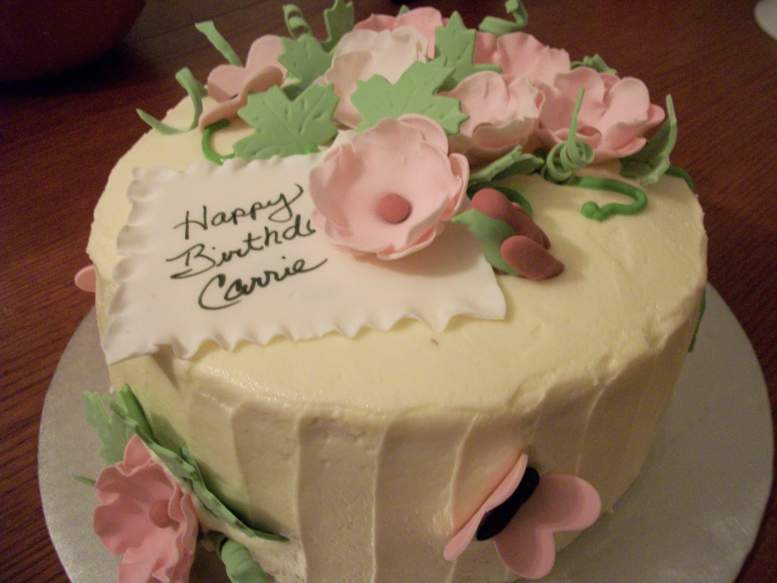 Overcoming with god happy birthday angel carrie happy birthday angel carrie publicscrutiny Gallery