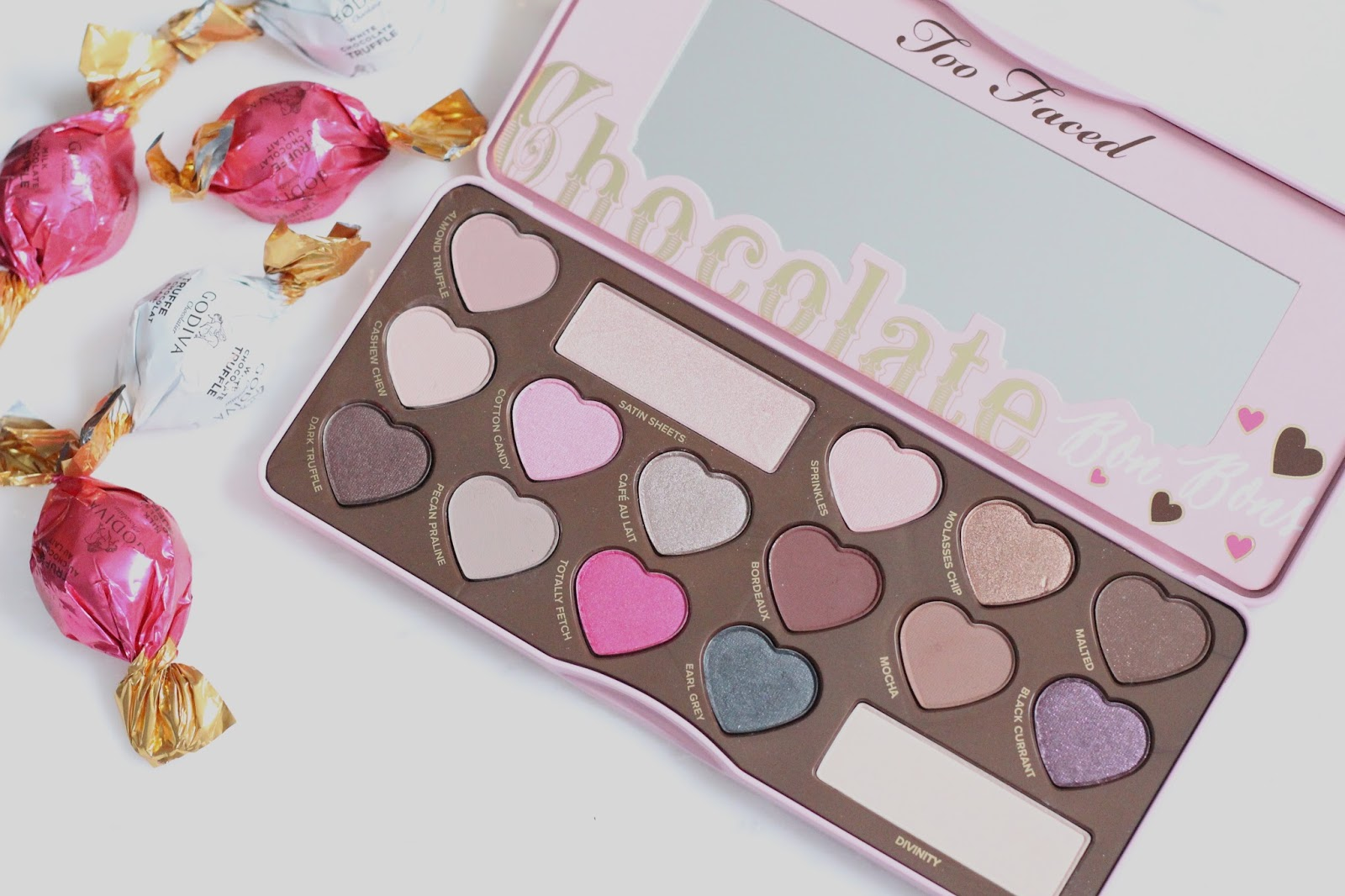 Mmm Delicious... Too Faced Chocolate Bon Bons | She Likes to Shop