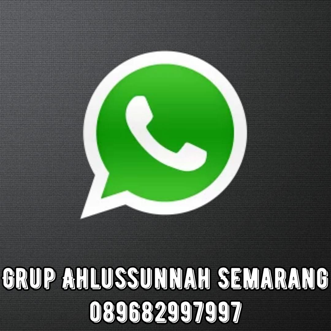 WhatsApp Ahlussunnah Semarang