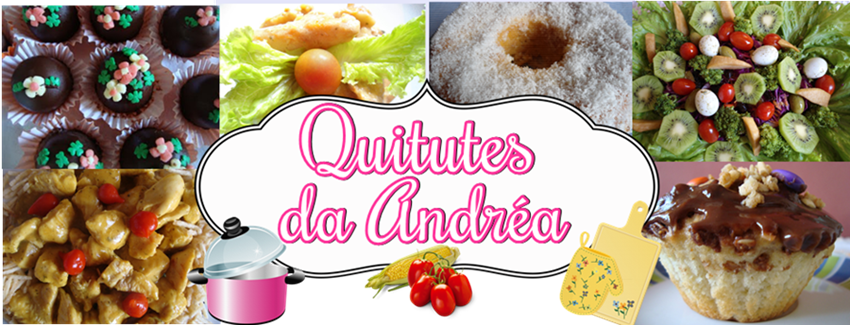 QUITUTES DA ANDRA