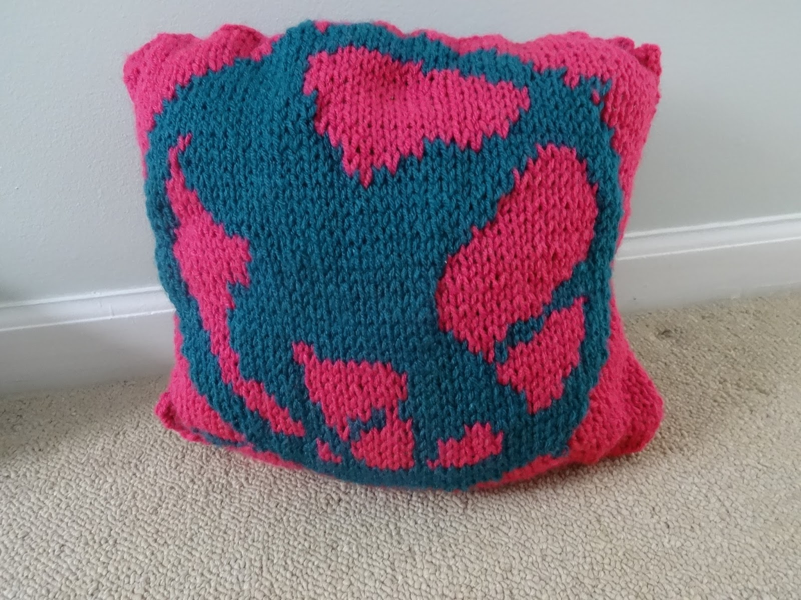Crafting with Steph: New Patterns!!!! Hunger Games Pillows, Slouchy ...