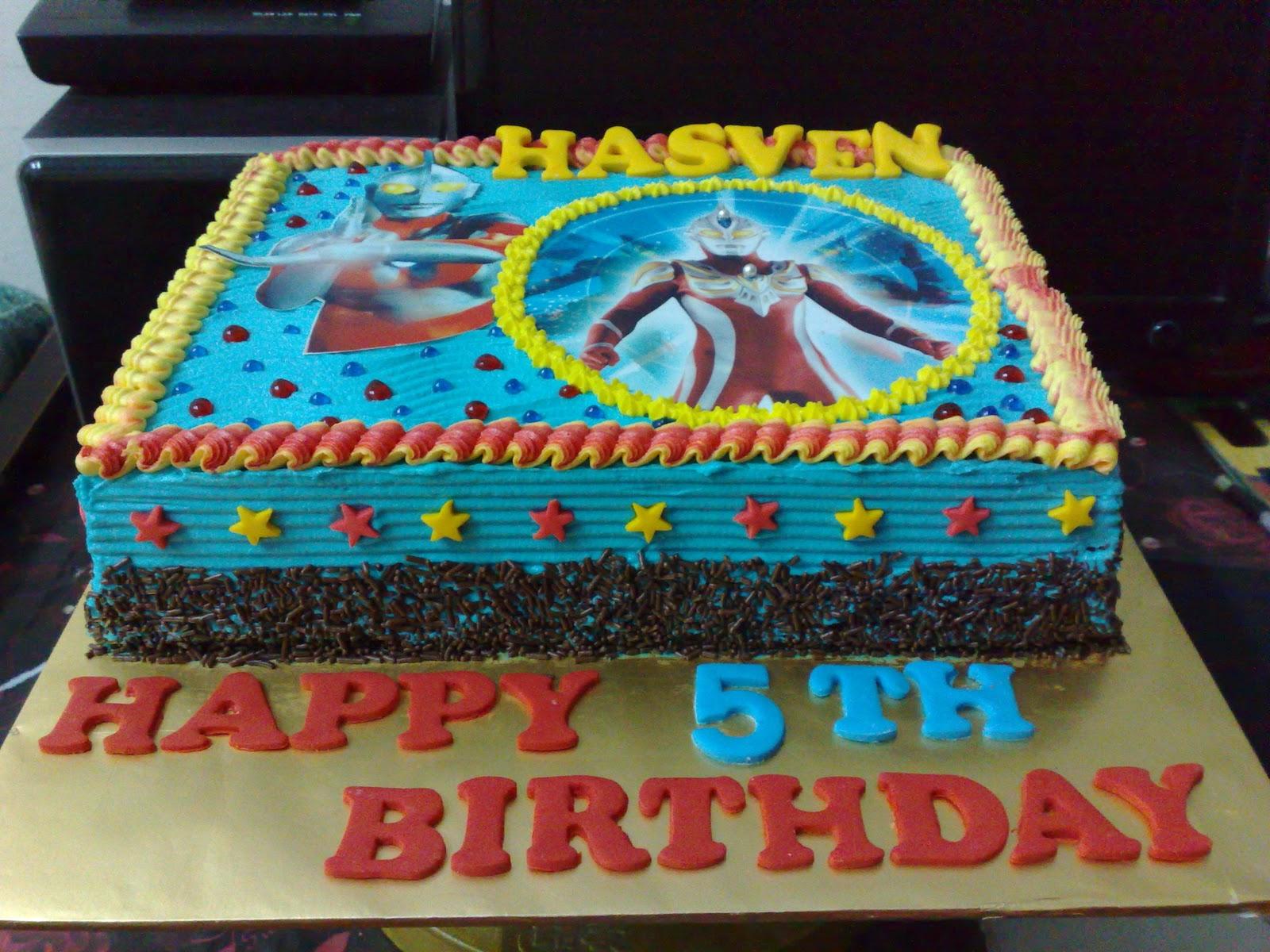 Lmis Cakes Cupcakes Ipoh Contact 0125991233 Ultraman Cake