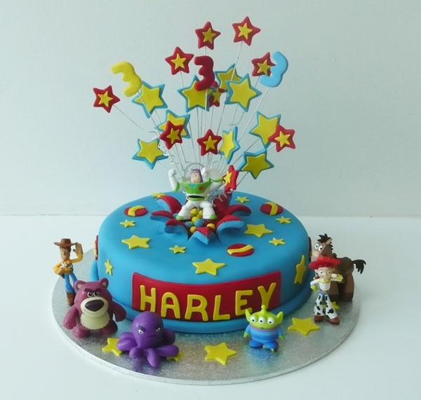 TORTAS TOY STORY - Imagui