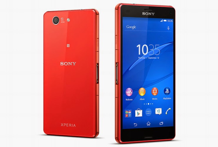 Gambar Sony Xperia Z3 Compact